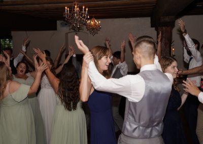 Non stop dancing all night long