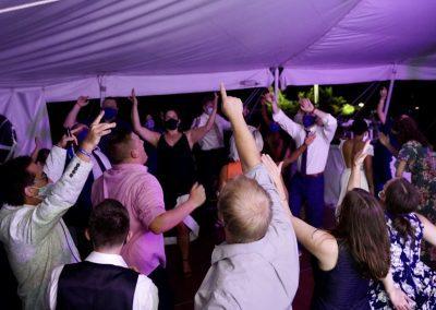 DJ Rip keeps everyone dancing