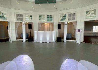 Dance floor Lighting - Photobooth