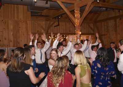 Fun dance party